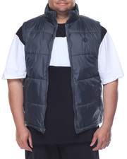 Akademiks - Outback Padded Bubble Vest (B&T)