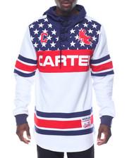Men - Patriot Cartel Pullover Hoodie