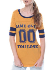 Fashion Lab - Game Over You Lose Tee