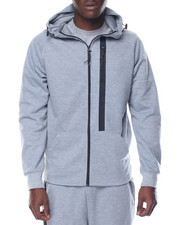 Men - Technical Zip - Up Hoodie