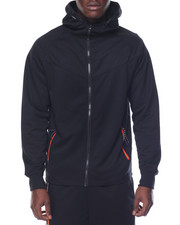 Men - Basic Tech Zip - Up Hoodie