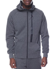 Men - Tech Zip - Up Hoodie