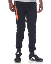 Jeans & Pants - Basic Tech Zip Joggers