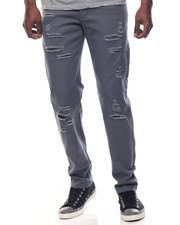 Jeans & Pants - Slashed Flex Twill Pant