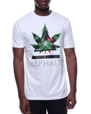 Asphalt Yacht Club - Weed Logo T-Shirt