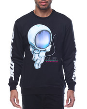 Men - Out Here Crewneck Sweatshirt