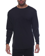Basic Essentials - Side - Zip Round Bottom L/S Thermal