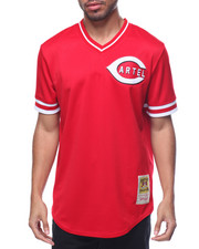 Men - Cartel Chapo Baseball - Style Jersey