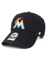 Men - Miami Marlins Home Clean Up 47 Strapback Cap