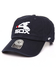 Accessories - Chicago White Sox Cooperstown Clean Up 47 Strapback Cap