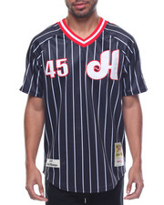 Shirts - Hustler Baseball - Style Jersey