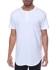 Shirts - Henley OG Long Tee