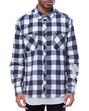 EPTM. - Butcher Flannel L/S Button-down
