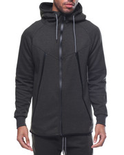 Men - Tech Fleece Full - Zip Hoodie