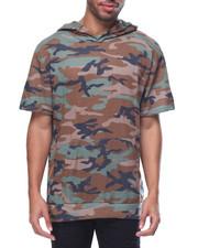 Shirts - Camo S/S Hoodie