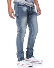 Jeans & Pants - Monarchy Clean - Pocket Denim Jeans