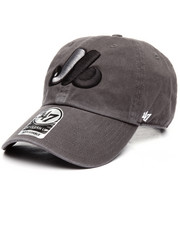 Hats - Montreal Expos Cooperstown Clean Up 47 Strapback Cap