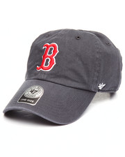 Hats - Boston Red Sox Vintage Clean Up 47 Strapback Cap