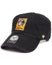 Hats - Pittsburgh Pirates Cooperstown Clean Up 47 Strapback Cap