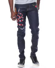Jeans & Pants - Snake Moth Raw Denim Jeans