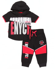 Boys - 2 PC SUPERIOR JOGGER SET (INFANT)