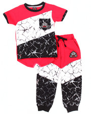 Boys - 2 PC MARBLE JOGGER SET (8-20)