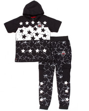 Boys - 2 PC STARS JOGGER SET (8-20)