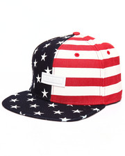 Men - STARS & STRIPES SNAPBACK