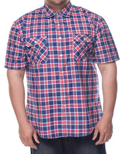 Enyce - Vanity S/S Button-Down (B&T)