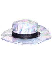 Men - HOLOGRAPHIC SAFARI HAT