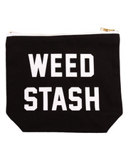 Accessories - WEED STASH ZIP POUCH