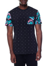 Men - Polka Dot T-Shirt