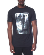 Men - REASON HAZARD BOX TEE