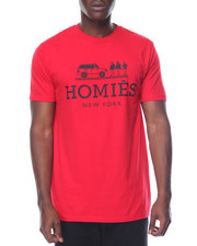Men - HOMIES NEW YORK TEE