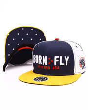 Men - Spendjian Snapback Cap