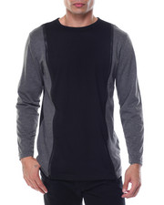 Rocawear - Contrast Color Crewneck Shirt