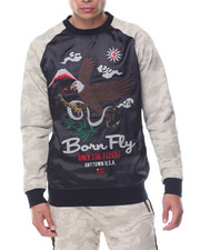 Men - Brant Crew Sweatshirt