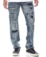 Akademiks - Emmet Rigid Denim Jeans