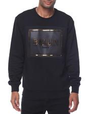 Men - Ballin Embossed Crewneck Sweatshirt