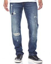 Akademiks - Cooper Rigid Denim Jeans