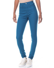 Women - Hi Waist Stretch Skinny Jean