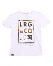 LRG - ZULU ISSUE TEE (8-20)