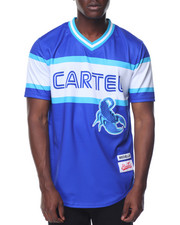 Men - Cartel Baseball - Style Jersey
