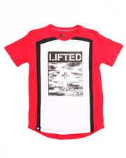 LRG - ELONGATED LUMINATI TEE (8-20)