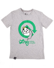 Boys - PANDA COLORBLOCK TEE (8-20)