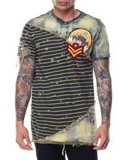 Men - Oil Wash T-Shirt