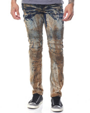 Men - Rainforest Moto Jean