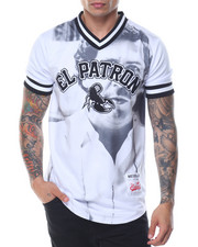 Hudson NYC - El Patron Baseball - Style Jersey