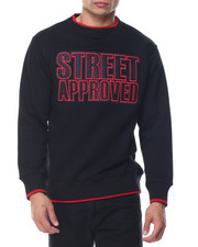 Men - Street Approved Crewneck Sweatshirt