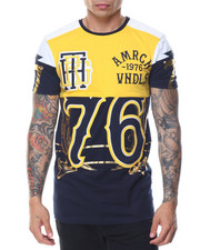 Men - Two Tone 76 T-Shirt